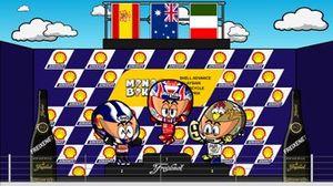 El histórico GP de Malasia de 2009, por MiniBikers