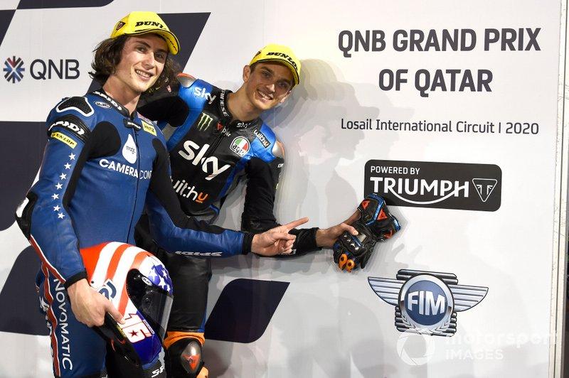 Joe Roberts, American Racing, Luca Marini, Sky Racing Team VR46
