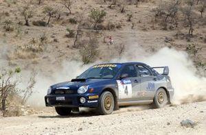 Andres Montalto, Gp N Subaru WRX