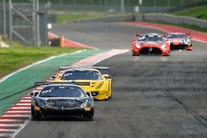 #24 GT3 Pro-Am, TR3 Racing, Ziad Ghondour, Matteo Cressoni, Ferrari 488 GT