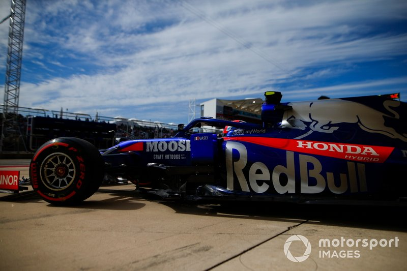 16º: Pierre Gasly, Toro Rosso STR14