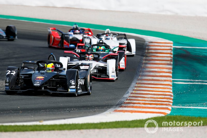 Oliver Rowland, Nissan e.Dams, Nissan IMO2 Neel Jani, Porsche, Porsche 99x Electric, Lucas Di Grassi, Audi Sport ABT Schaeffler, Audi e-tron FE06