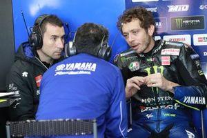 Valentino Rossi, Yamaha Factory Racing, mit David Munoz