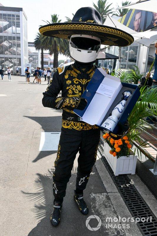 Mario Achi, Mexican GP Promoter nel paddock