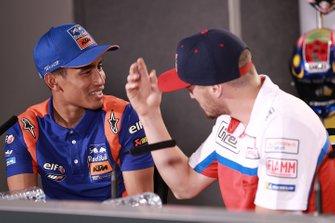 Hafizh Syahrin, Red Bull KTM Tech 3, Jack Miller, Pramac Racing