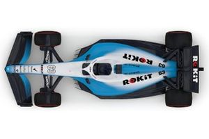F1 2021, auto del team Williams