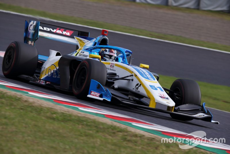 Harrison Newey, B-MAX with Motopark