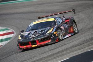 #563 Ferrari 488 Challenge, Blackbird Concessionaires HK: Vincent Wong