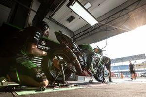 Jonathan Rea, Kawasaki Racing Team bike