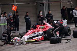 Саша Фенестраз, Kondō Racing