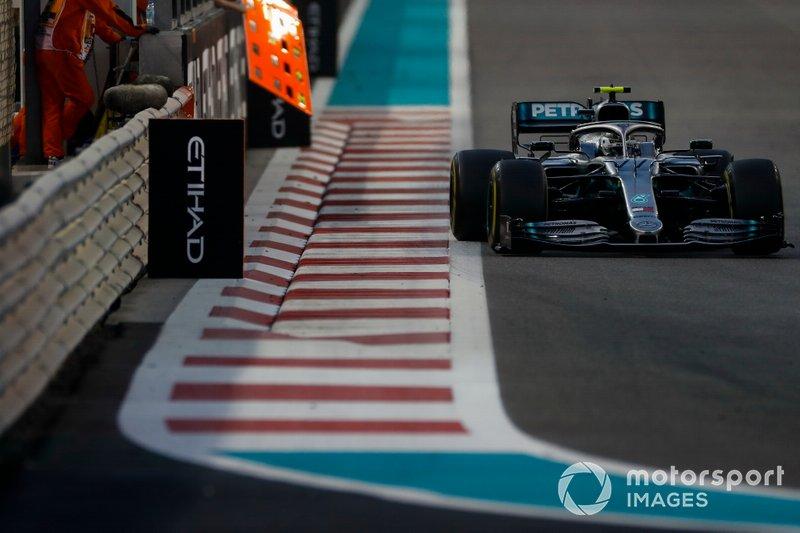 4º: Valtteri Bottas, Mercedes AMG W10