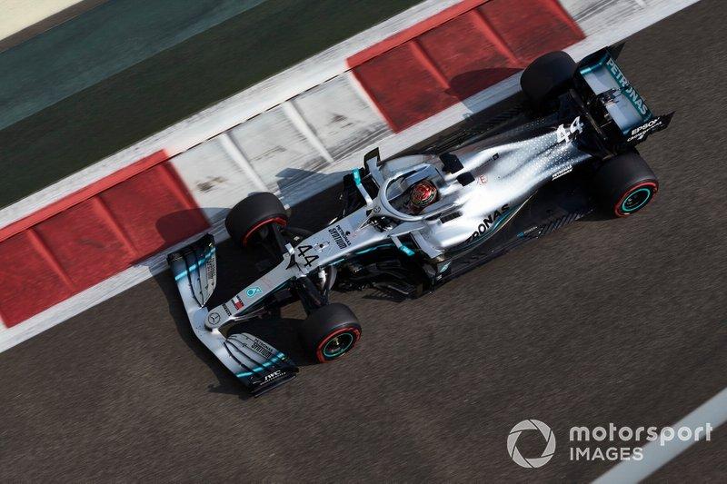 2019: Mercedes F1 W10