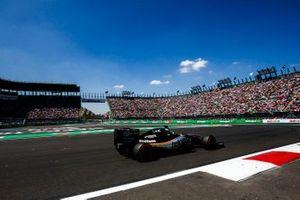 Sergio Perez, Force India VJM09 al GP del Messico del 2016