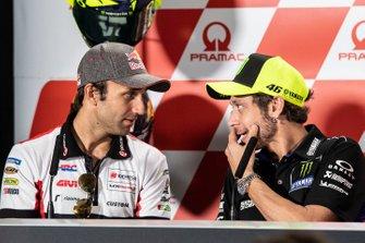 Valentino Rossi, Yamaha Factory Racing, Johann Zarco, Team LCR Honda