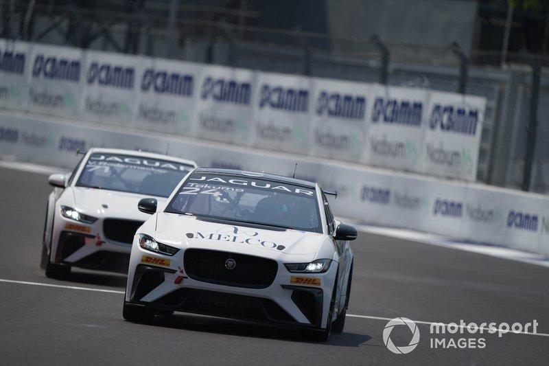 Takuma Aoki, Team Yokohama Vincent Radermecker, Jaguar I-Pace eTrophy