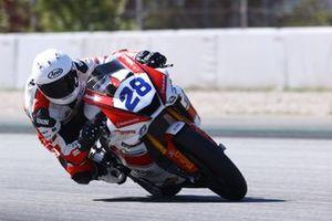 Glenn van Straalen, EAB Racing Team