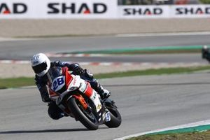Glenn van Srtaalen, EAB Racing Team