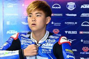 Ryusei Yamanaka, Carxpert Prüstel GP