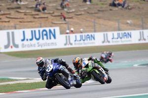 Randy Krummenacher, CM Racing, Philipp Öttl, Kawasaki Puccetti Racing
