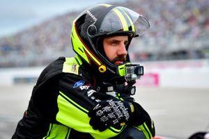Ryan Blaney, Team Penske, Ford Mustang Menards/Tarkett miembros del equipo