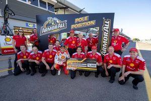 Polesitter Anton De Pasquale, Dick Johnson Racing Ford