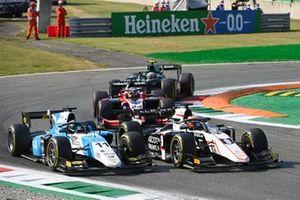 Christian Lundgaard, ART Grand Prix Richard Verschoor, MP Motorsport Bent Viscaal, Trident