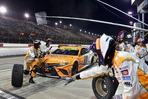 Denny Hamlin, Joe Gibbs Racing, Toyota Camry Offerpad