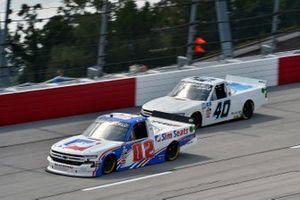Kris Wright, Young's Motorsports, Chevrolet Silverado Sim Seats