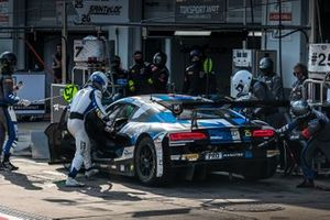 #25 Sainteloc Racing Audi R8 LMS GT3: Adrien Tambay, Alexandre Cougnaud, Christopher Haase