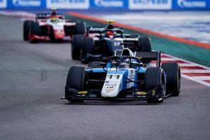 Richard Verschoor, MP Motorsport, Marcus Armstrong, Dams