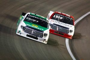 Drew Dollar, Kyle Busch Motorsports, Toyota Tundra Sunbelt Rentals, Dylan Lupton, Reaume Brothers Racing, Toyota Tundra Marques General Engineering