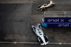 Stoffel Vandoorne, Mercedes-Benz EQ, EQ Silver Arrow 02, Antonio Felix Da Costa, DS Techeetah, DS E-Tense FE21