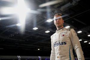 Pole man Stoffel Vandoorne, Mercedes-Benz EQ