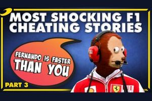 Most shocking F1 cheating stories