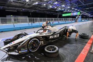 Norman Nato, Venturi Racing, Silver Arrow 02, en pits