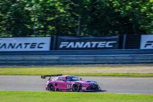 #69 Ram Racing Mercedes-AMG GT3: Robert Collard, Sam De Haan, Fabian Schiller