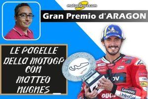 Cover Pagelle MotoGP: GP italia