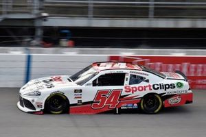 Ty Gibbs, Joe Gibbs Racing, Toyota Supra SportClips Haircuts