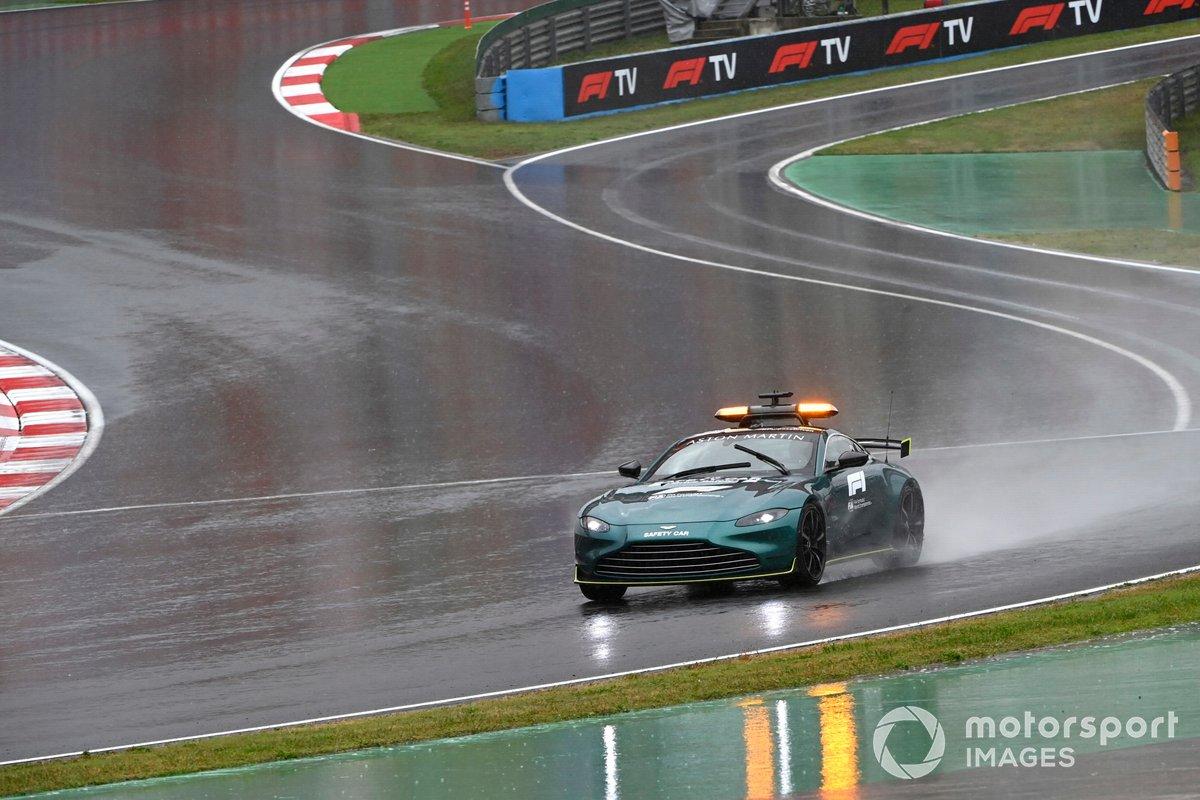 Safety Car de Aston Martin
