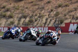 Michael van der Mark, BMW Motorrad WorldSBK Team, Chaz Davies, Team GoEleven