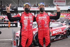 Tsugio Matsuda, Ronnie Quintarelli, #23 MOTUL AUTECH GT-R