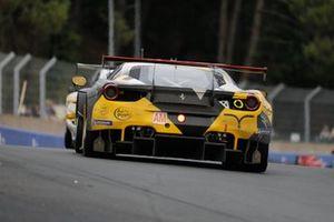 ##66 JMW Motorsport Ferrari 488 GTE EVO LMGTE Am, Thomas Neubauer, Rodrigo Sales, Jody Fannin