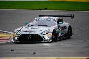 #40 SPS automotive performance Mercedes-AMG GT3: Lance David Arnold, Yannick Mettler, Jordan Love, Miklas Born