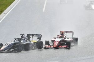 Frederik Vesti, ART Grand Prix and Olli Caldwell, Prema Racing