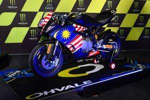 Livery Malaysia FIM MiniGP World Series