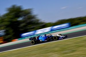 Николя Латифи, Williams FW43B