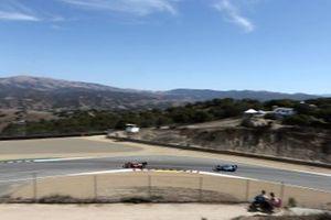 Oliver Askew, Rahal Letterman Lanigan Racing Honda, Max Chilton, Carlin Chevrolet