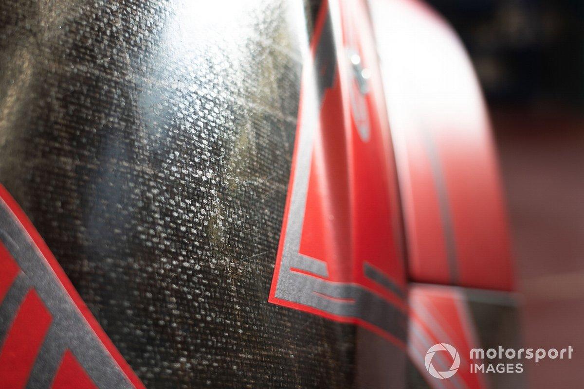 Romeo Ferraris, Alfa Romeo Giulia ETCR in fibra di canapa
