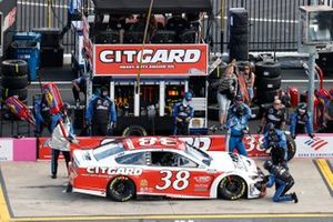 Anthony Alfredo, Front Row Motorsports, Ford Mustang CITGARD