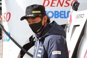 Juichi Wakisaka, #39 DENSO KOBELCO SARD GR Supra